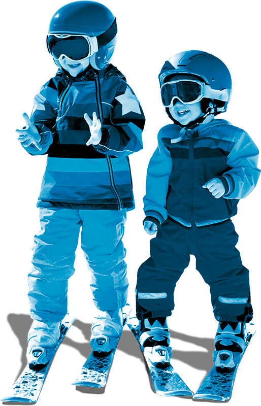 Specialised children's ski school